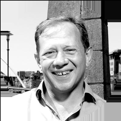 Image of Mark Jenkinson, Business Technology Associate